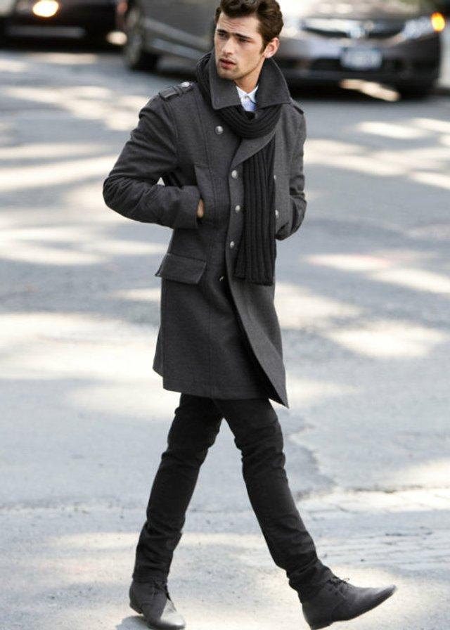 Чоловічі шарфи: 5 стильних варіантів для зими 2020 - фото 372564