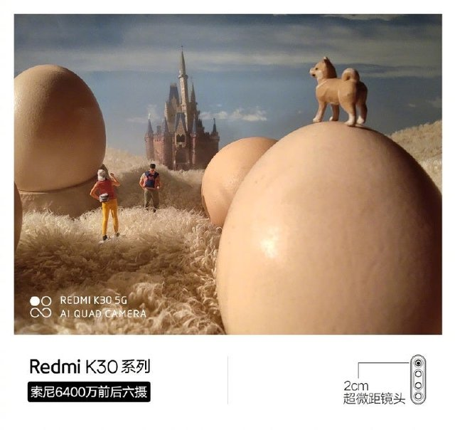 У мережі з'явились макрофото, зроблені на камеру смартфона Redmi K30 - фото 372687