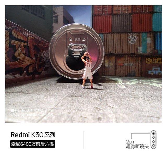 У мережі з'явились макрофото, зроблені на камеру смартфона Redmi K30 - фото 372689