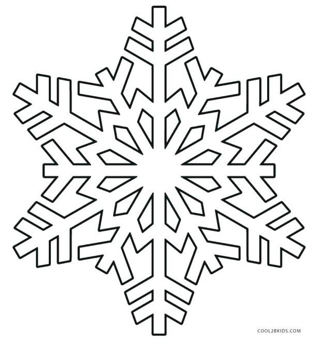 Трафарети на Новий рік: шаблони, як зробити витинанки для вікон - фото 372750