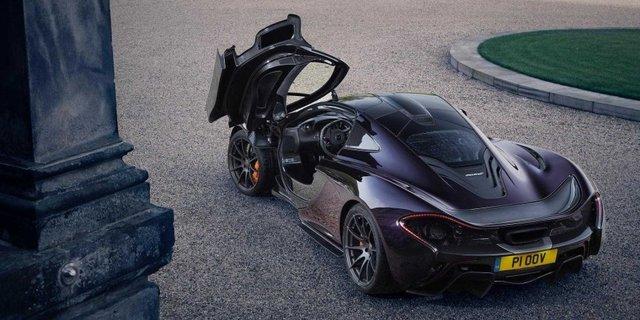 У лінійці McLaren з'явиться гібридний суперкар - фото 372776