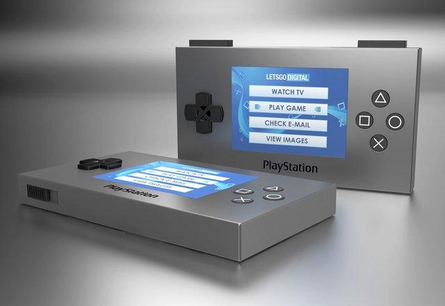 Sony запатентувала портативну консоль для відеоігор - фото 372928