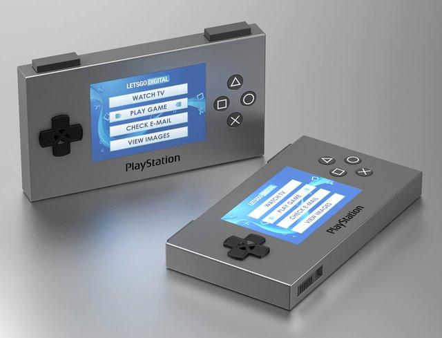 Sony запатентувала портативну консоль для відеоігор - фото 372929
