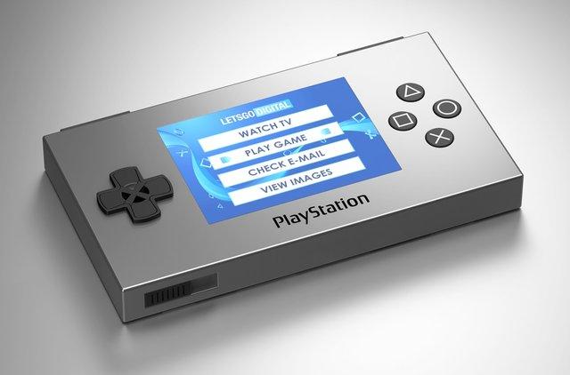 Sony запатентувала портативну консоль для відеоігор - фото 372930