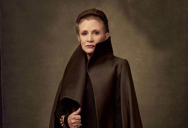 Зоряні війни: як змінилися актори культового фільму - фото 373198
