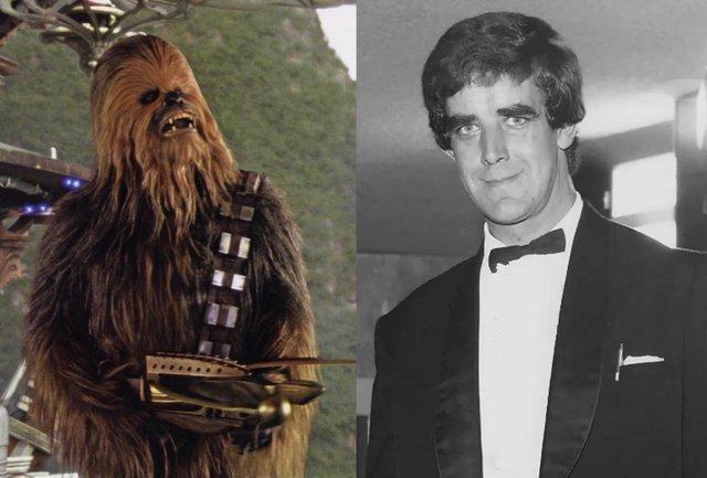 Зоряні війни: як змінилися актори культового фільму - фото 373201