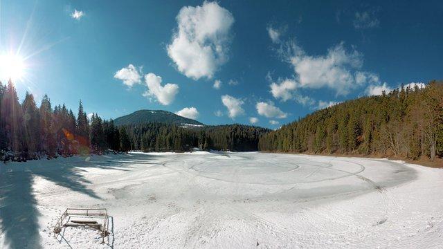 Озеро Синевир  - фото 373463