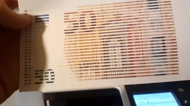 Ось що вийде, якщо ви спробуєте зробити ксерокопію банкноти євро: несподіваний результат - фото 373539