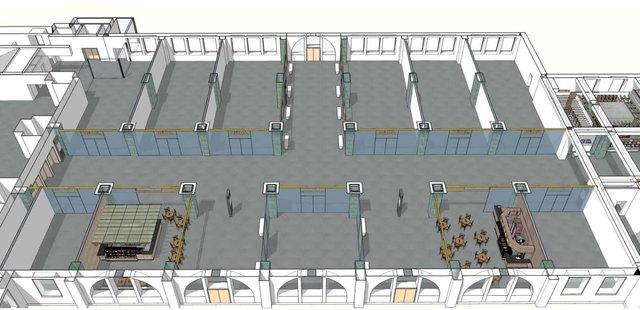 У мережі показали, як виглядатиме київський вокзал після реконструкції: візуалізація - фото 373577