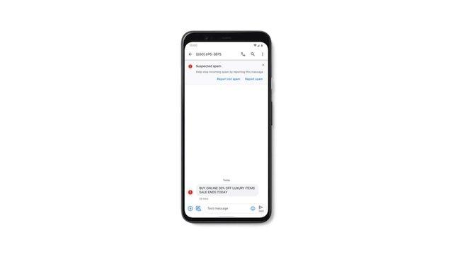 Google захистить користувачів Android від SMS-спаму - фото 373988