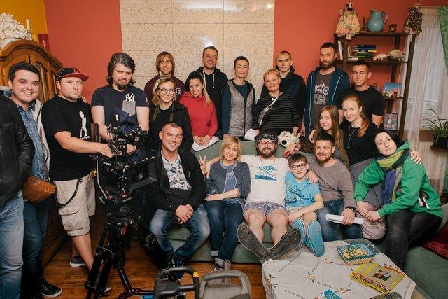 знімальна група серіалу 'Відморожений' - фото 374222