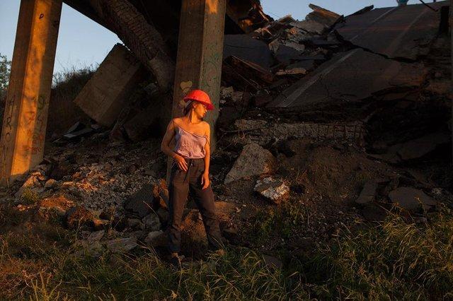 Дівчина тижня: розкута модель Ася Міковіч, яка є інфраструктурною музою України (18+) - фото 374334