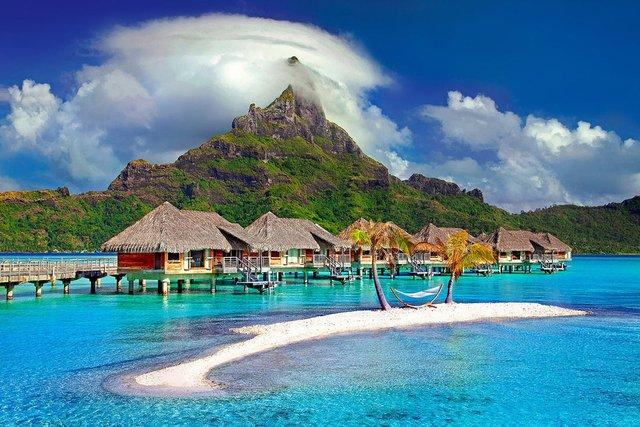Острів Бора-Бора - фото 374422
