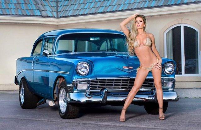 Дівчина тижня: безсоромна Карін Ноель, яка обожнює мандри і зйомки для Playboy (18+) - фото 375569