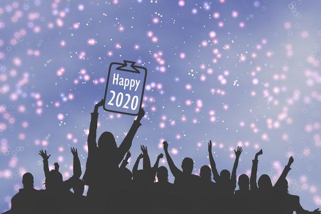 Тости на Новий рік 2020 - фото 376188