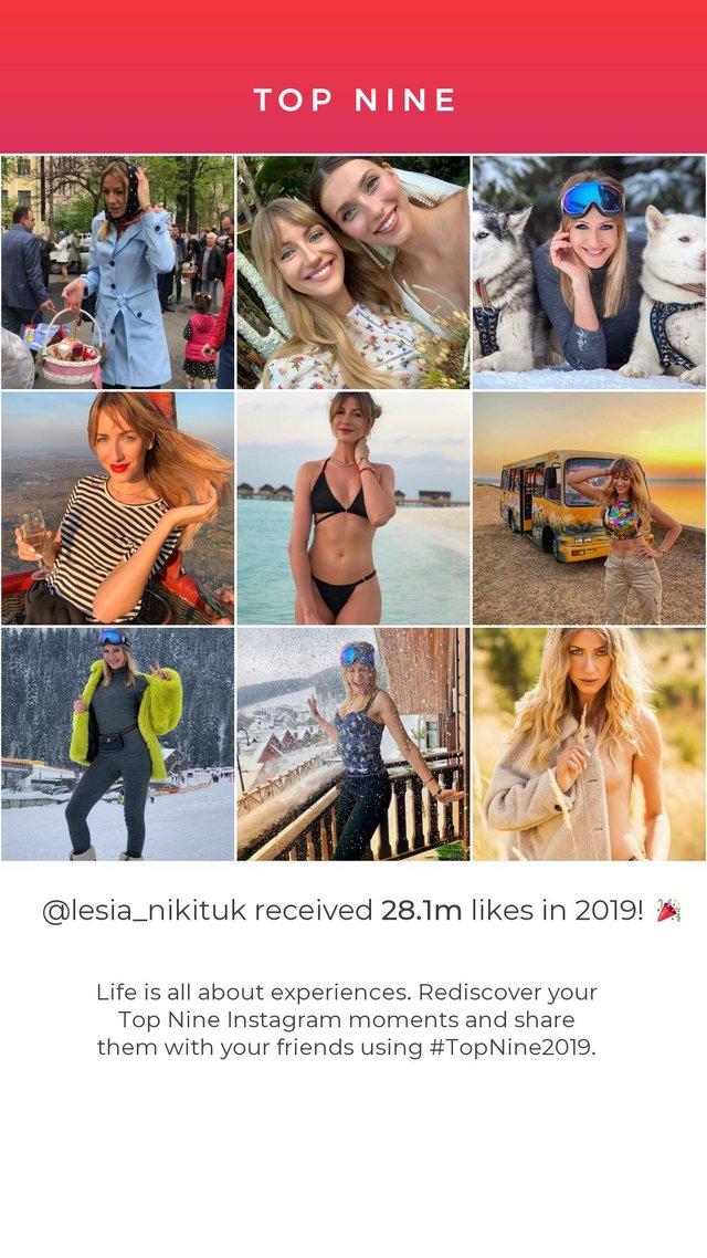 Леся Нікітюк частенько роздягалась цьогоріч - фото 377062