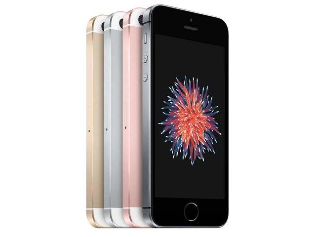 Таким був iPhone SE - фото 377218