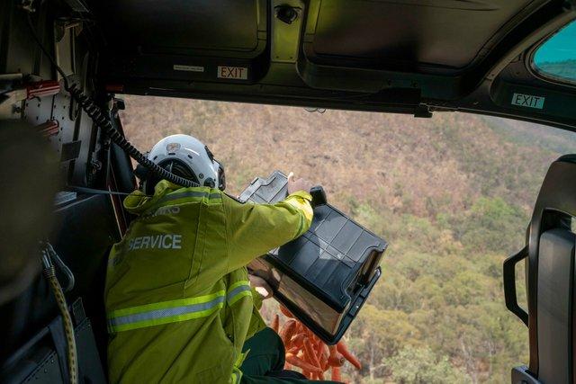 В Австралії з повітря скинули тонни моркви для тварин: фоторепортаж - фото 379295