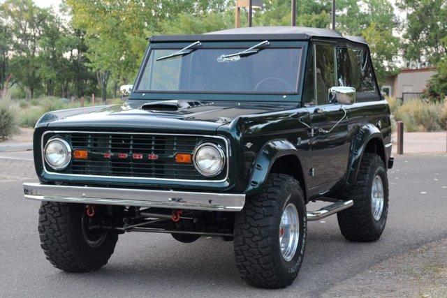 Ford Bronco 1966 - фото 379385