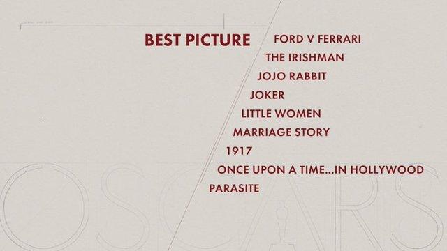 Оскар 2020: оголошені всі номінанти престижної кінопремії - фото 379489