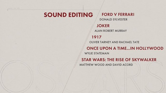 Оскар 2020: оголошені всі номінанти престижної кінопремії - фото 379516