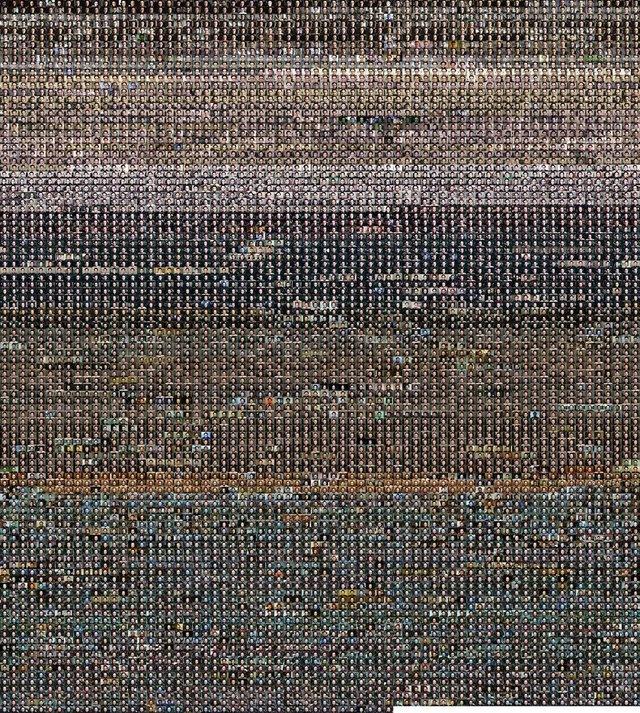 Чоловік 20 років щодня робив селфі: дивіться, як він змінився за цей час - фото 379691