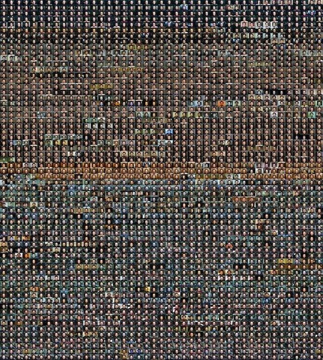 Чоловік 20 років щодня робив селфі: дивіться, як він змінився за цей час - фото 379692