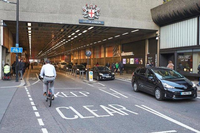 У Великобританії з'явиться дорога з нульовим рівнем викидів - фото 379762