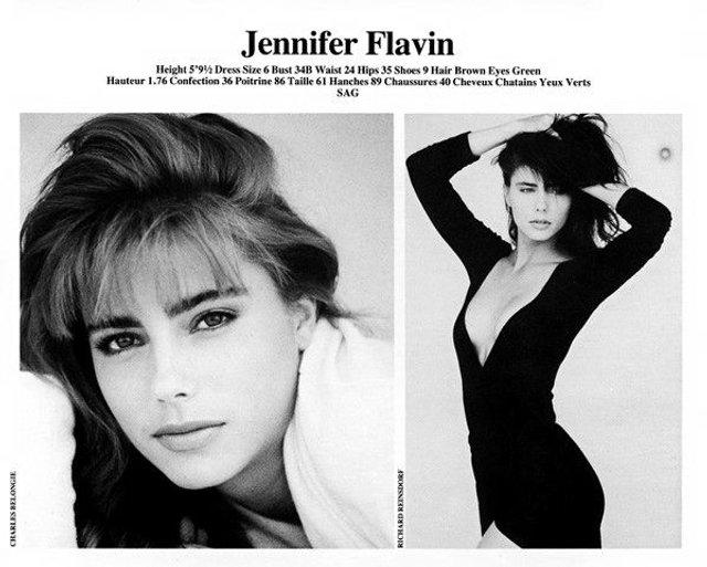 Моделі 90-х: як змінилася ефектна дружина Сталлоне Дженніфер Флавін (18+) - фото 379833