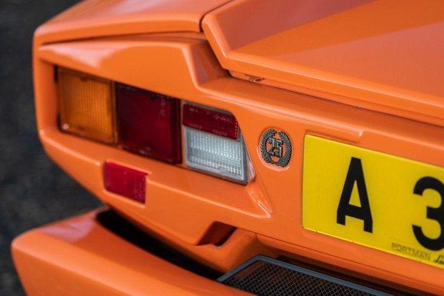 Унікальний Lamborghini Countach пустять з молотка - фото 379912