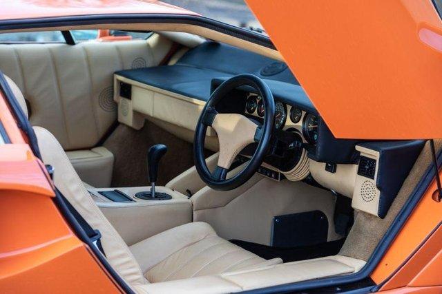 Унікальний Lamborghini Countach пустять з молотка - фото 379915