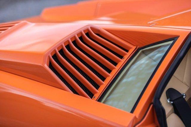 Унікальний Lamborghini Countach пустять з молотка - фото 379918