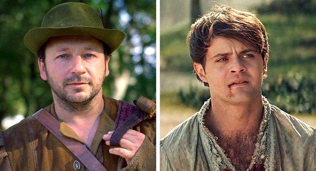 Як виглядають герої Відьмака в серіалах 2001 і 2019 років: фотопорівняння - фото 379996