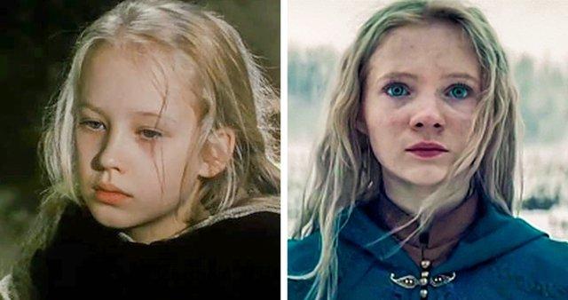 Як виглядають герої Відьмака в серіалах 2001 і 2019 років: фотопорівняння - фото 379997