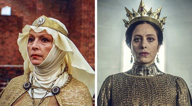 Як виглядають герої Відьмака в серіалах 2001 і 2019 років: фотопорівняння - фото 379999