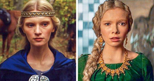 Як виглядають герої Відьмака в серіалах 2001 і 2019 років: фотопорівняння - фото 380001