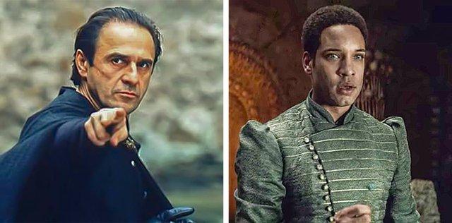 Як виглядають герої Відьмака в серіалах 2001 і 2019 років: фотопорівняння - фото 380003