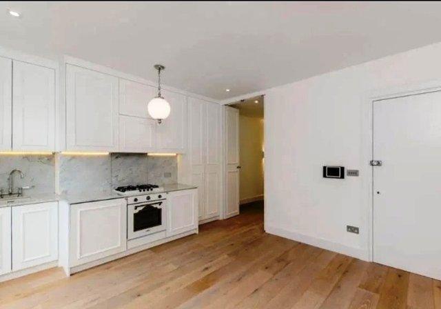У Лондоні здається квартира з унітазом в спальні - фото 380177
