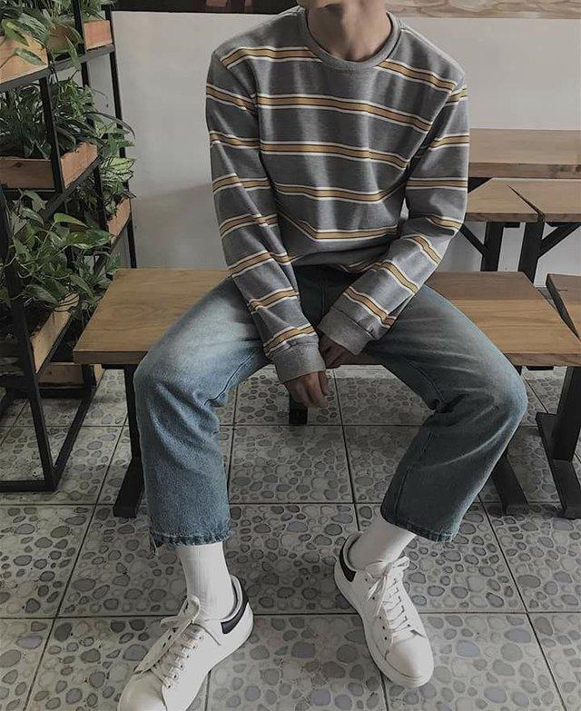 Тренди чоловічої моди 90-х, які будуть носити у 2020: найкращі чоловічі образи - фото 380402