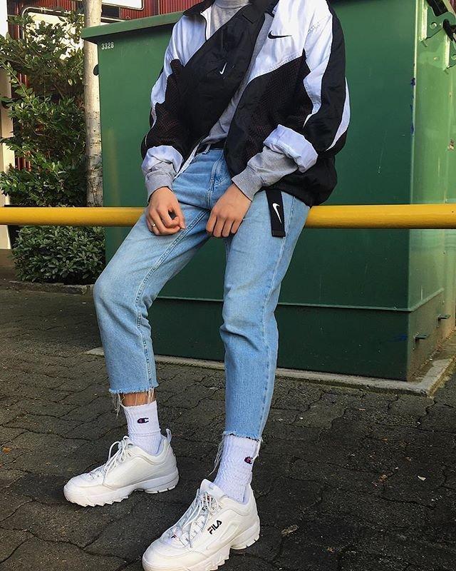 Тренди чоловічої моди 90-х, які будуть носити у 2020: найкращі чоловічі образи - фото 380405