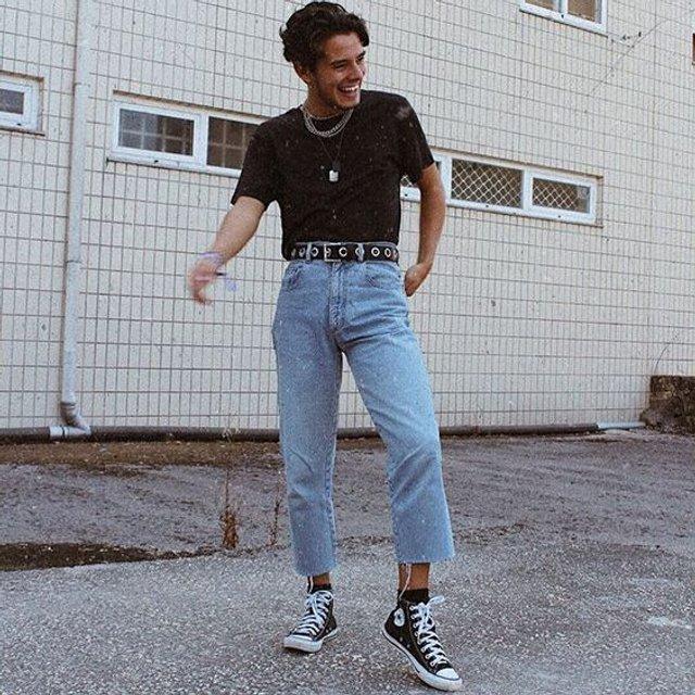 Тренди чоловічої моди 90-х, які будуть носити у 2020: найкращі чоловічі образи - фото 380415