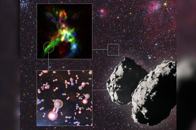 Вчені розкрили секрет виникнення життя на Землі - фото 380456