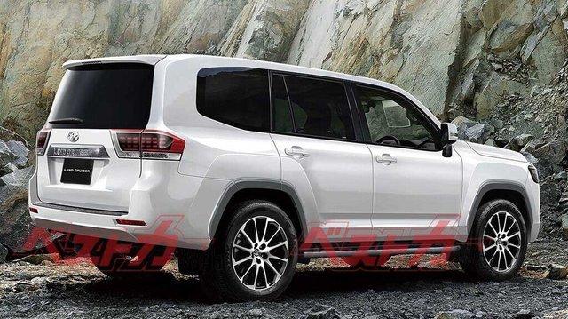 Японці анонсували вихід потужної Toyota Land Cruiser - фото 380532