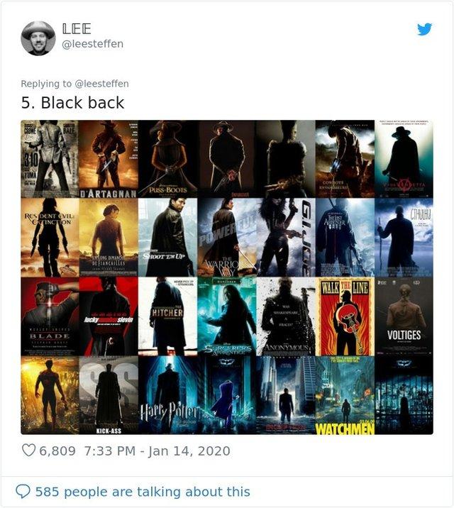 У мережі розкрили секрет постерів до фільмів - фото 380614