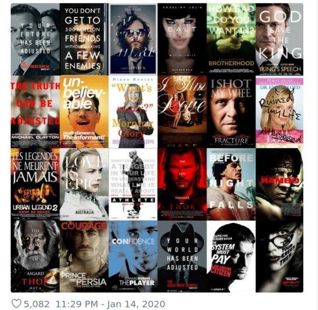 У мережі розкрили секрет постерів до фільмів - фото 380619