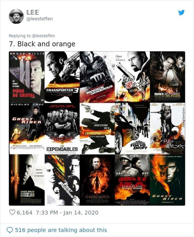 У мережі розкрили секрет постерів до фільмів - фото 380621