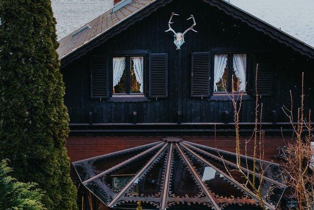 Фотограф показав неймовірне давнє місто в Австрії: захопливі кадри - фото 380791