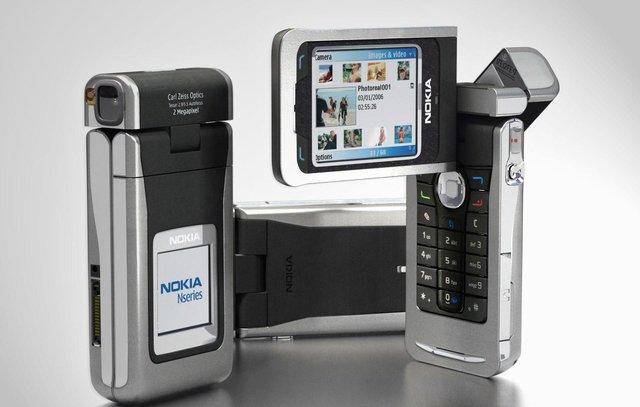 Nokia N90 вражав можливостями камери - фото 380847