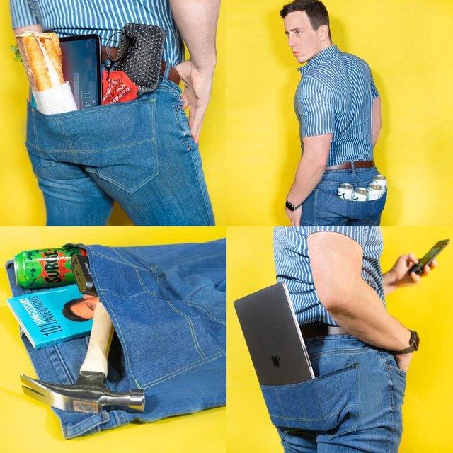 У таку кишеню може вміститися половина вашого життя - фото 380995