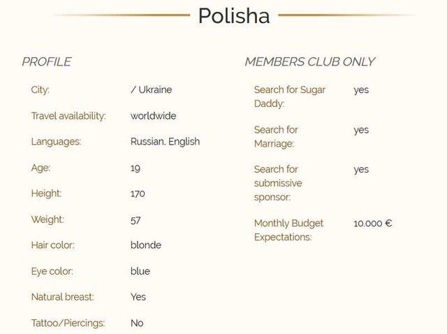 Ще одна українка захотіла продати свою цноту: гарячі фото - фото 381140